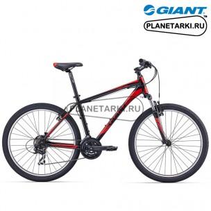 Велосипед Giant Revel 2 2017 черный/красный