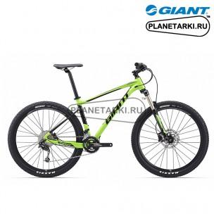 Велосипед Giant Fathom 2 2017 зеленый/черный