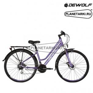 Велосипед Dewolf Asphalt F3 2017 аметист