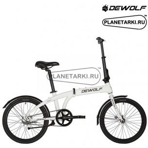 Велосипед Dewolf Micro 4 2017 белый