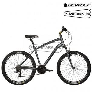 Велосипед Dewolf PERFECT 2 2017 темно-серый
