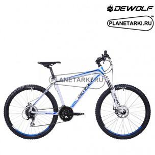 Велосипед Dewolf GL 60 2017 белый