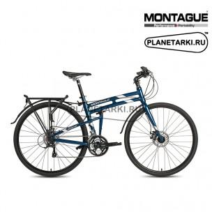 Велосипед Montague Navigator 2017 синий