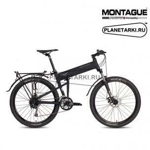 Велосипед Montague Paratrooper Pro 2017 черный матовый