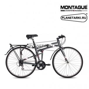 Велосипед Montague Urban 2017 серый