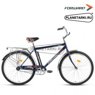 """Велосипед Forward Parma 1.0 26"""" 2017 синий"""