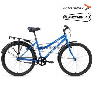 "Велосипед Forward Barcelona 1.0 26"" 2016 синий"