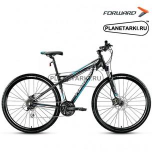 """Велосипед Forward Quadro 3.0 disc 29"""" 2016 черный"""