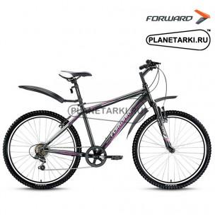 """Велосипед Forward Flash 2.0 26"""" 2016 черный"""