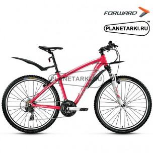 """Велосипед Forward Agris Lady 1.0 26"""" 2016 розовый"""