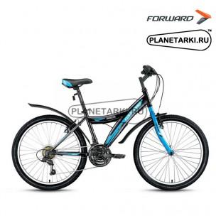 """Велосипед Forward Dakota 26 1.0 26"""" 2017 черный"""
