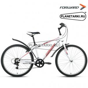 """Велосипед Forward Flash 1.0 26"""" 2017 белый"""