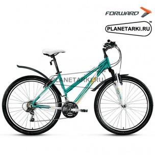 """Велосипед Forward Jade 1.0 26"""" 2016 бирюзовый"""