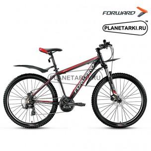 """Велосипед Forward Next 2.0 disc 26"""" 2016 черный"""