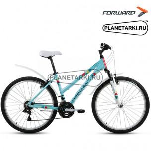 """Велосипед Forward Seido 1.0 26"""" 2017 зеленый"""