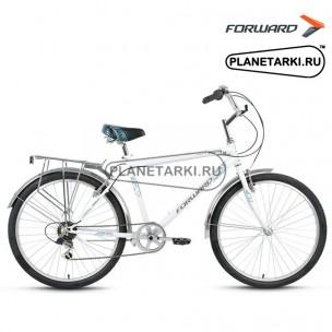 """Велосипед Forward Parma 2.0 26"""" 2017 белый"""