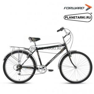 """Велосипед Forward Parma 2.0 26"""" 2017 черный"""