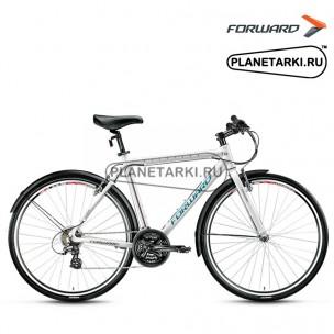 "Велосипед Forward Rockford 1.0 28"" 2017 белый"