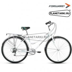 Велосипед Forward Talica 2.0 2017 белый