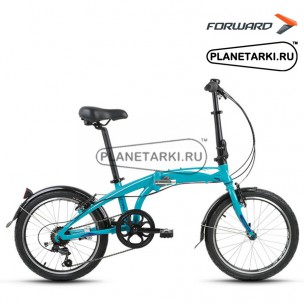 "Велосипед Forward Omega 2.0 20"" 2017"