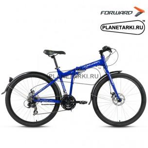 "Велосипед Forward Tracer 2.0 disc 26"" 2017 синий"