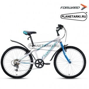 """Велосипед Forward Titan 1.0 24"""" 2017"""