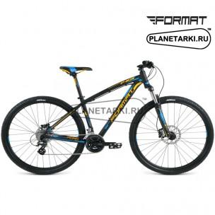"""Велосипед Format 1413 29"""" 2016 черный"""