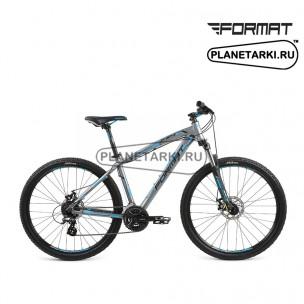 """Велосипед Format 1414 27.5"""" 2017 серый"""