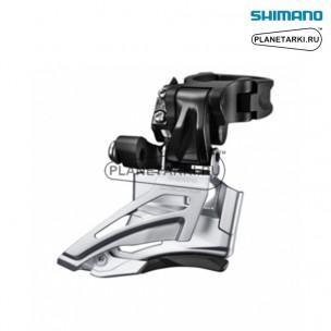 Переключатель передний Shimano Deore FD-M618-H черный, IFDM618HX6