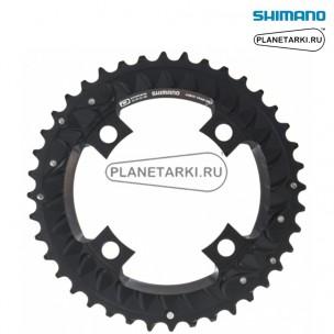 Ведущая звезда Shimano SLX для FC-M7000-3, 40T, BCD 96, черный, Y1VE98010