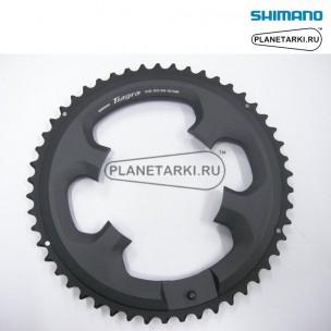 Ведущая звезда Shimano для FC-4700, 50T, BCD 110, черный, Y1RC98050
