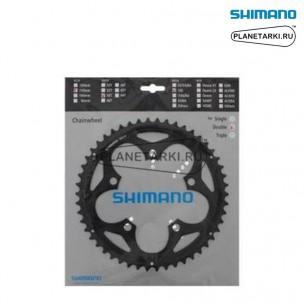 Ведущая звезда Shimano для FC-RS400, 50T, BCD 110, черный, Y1VM98010