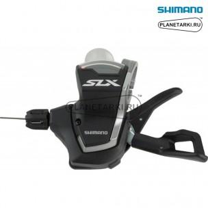 Шифтер Shimano SLX SL-M7000, левый, 2/3 ск., черный, ISLM7000LBP2