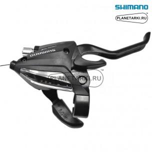Комбошифтер Shimano Tourney EF500, правый, 7 ск., черный, ESTEF5002RV7AL