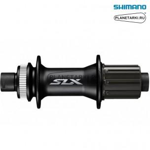 Втулка задняя Shimano SLX M7010 черная, EFHM7010B