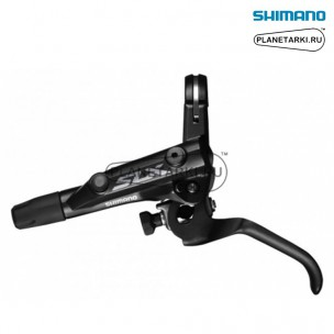 Тормозная ручка левая shimano SLX M7000 черная, IBLM7000L