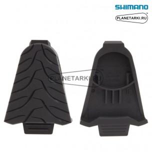 Чехлы на шипы Shimano SM-SH45 черные, ESMSH45