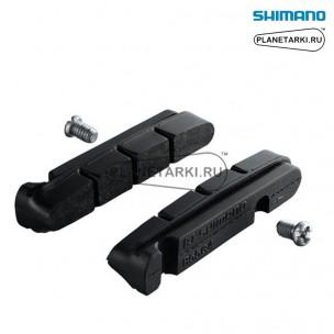 Вкладыш тормозной колодки Shimano R55C4, Y8L298062
