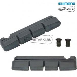 Вкладыш тормозной колодки Shimano R55C4, Y8L298070