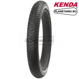 "Покрышки для FAT BIKE KENDA K1151 JUGGERNAUT SPORT 26""х4.00 black"