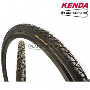 Покрышки KENDA K1014 KLONDIKE SKINNY 700х35С black