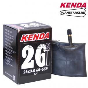 "Камера KENDA 26""х3.00"" Автониппель"