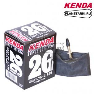 "Камера KENDA SUPERLITE 26""х1.75""-2.125"" Presta"
