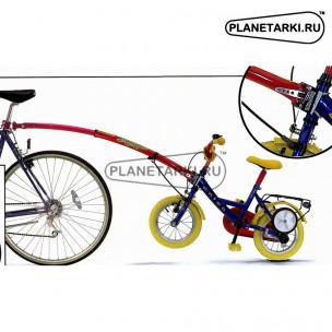 Крепление-прицеп для детского велосипеда TRAIL-GATOR
