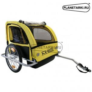 Крепление-прицеп для перевозки детей или грузов M-WAVE