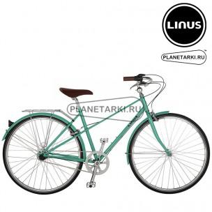 Linus Mixte 3 зеленовато-голубой