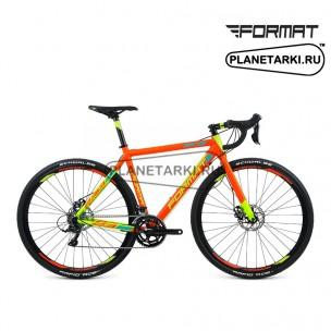 """Велосипед Format 2313 28""""(700С) 2017 оранжевый/зеленый"""