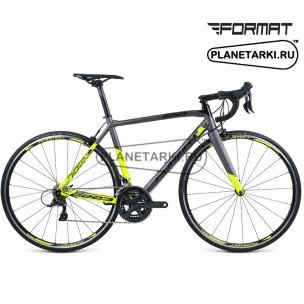 """Велосипед Format 2223 28""""(700С) 2017 черный/серый"""