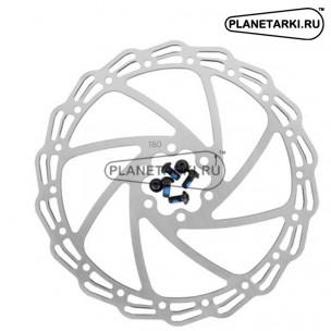Тормозной диск ALHONGA HJ-DXR1806 180 мм