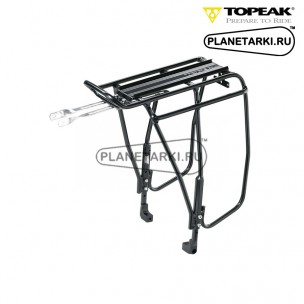 Багажник задний TOPEAK UNI SUPER TOURIST DX (DISC)